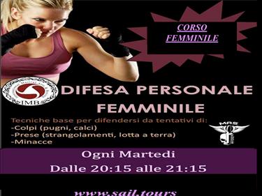 Immagine di CORSO COLLETTIVO DONNE - PERSONAL PROTECTION - DIFESA PERSONALE FEMMINILE -  LOMBARDIA