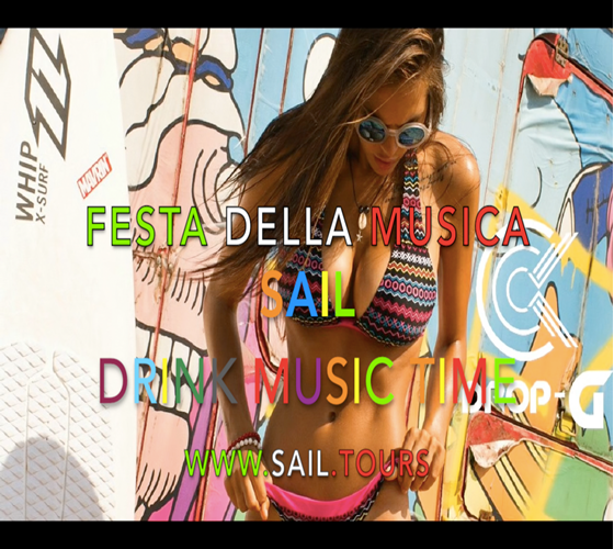 Picture of FESTA DELLA MUSICA 18 Giu. Brescia - SAIL - DRINK MUSIC TIME