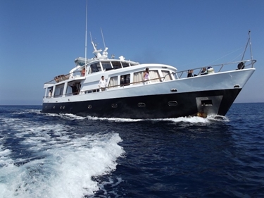 Picture of YACHT CHARTER BOAT - FRENCH RIVIERA -IBIZA & FORMENTERA - BALEARIC ISLANDS.