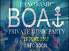 Immagine di PANORAMIC BOAT - PRIVATE MUSIC PARTY SUNDAY 25 JUNE 2017