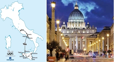Picture of CLASSICAL SOUTHERN ITALY 12 DAYS - 11 NIGHTS