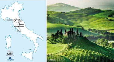 Picture of CENTRAL ITALY  8 DAYS - 7 NIGHTS