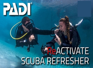 Picture of PADI ReActivate-Scuba Refresh